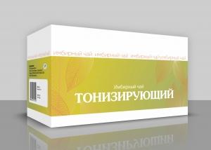 """ИМБИРНЫЙ ЧАЙ  """"Тонизирующий"""""""